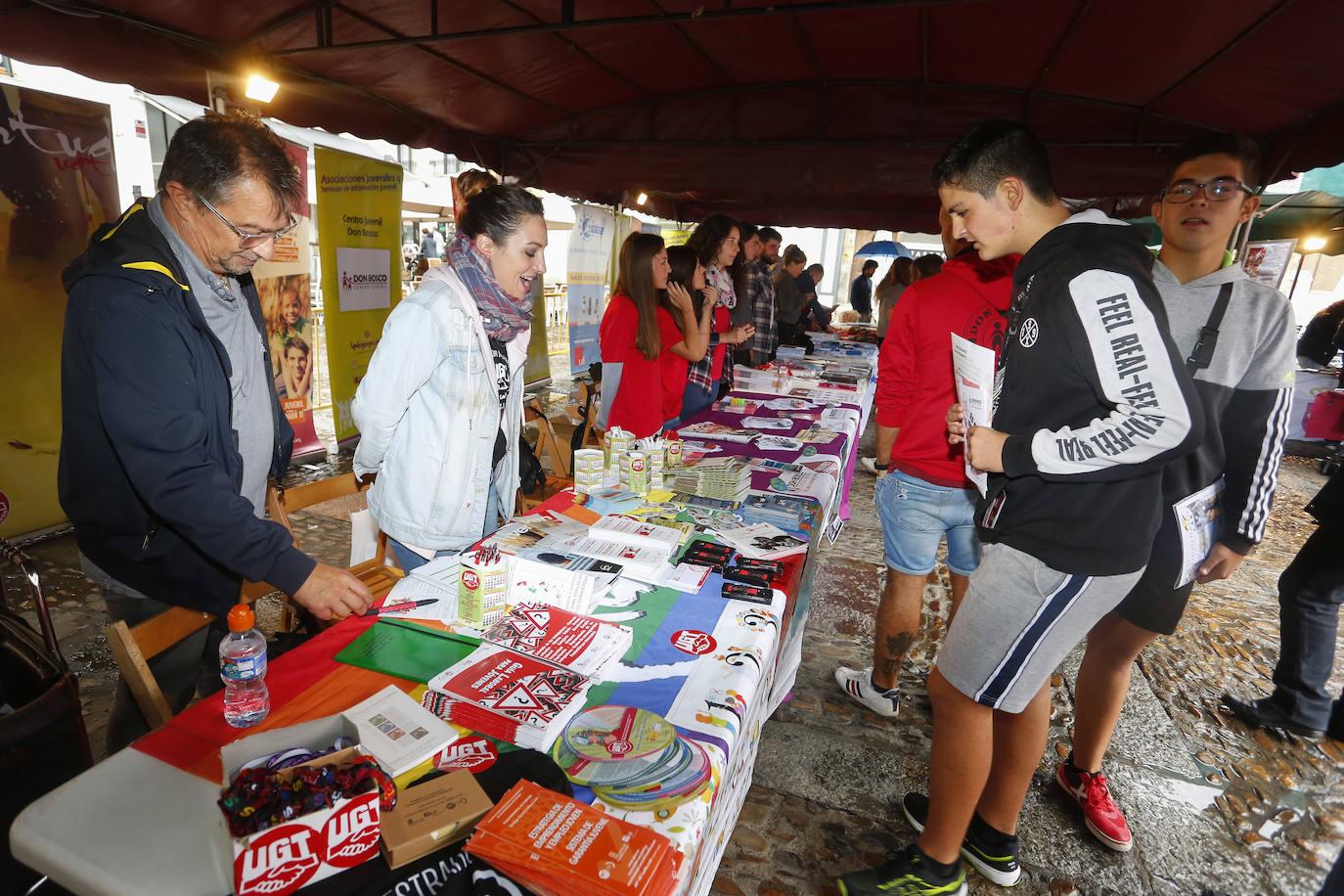 León celebra una nueva edición de Expojoven