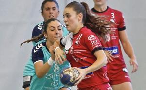 Sancha y Ania Ramos lideran la épica remontada del Rodríguez Cleba