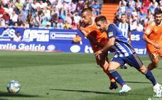 Ponferradina-Oviedo, en directo