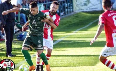 Valentín golpea al Atlético Astorga en el añadido