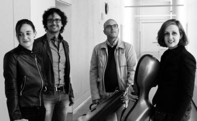 El grupo instrumental Enol Ensemble, protagonista del XXXII Festival de Música Española