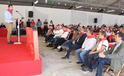 Tudanca pide confianza a los ciudadanos frente a una «antipolítica» que «solo beneficia a quienes perdieron las elecciones»