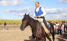 Unión y pasión por el caballo
