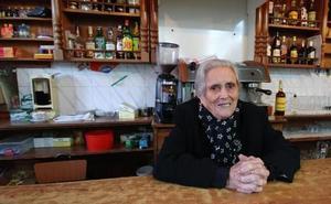 Adiós a la tabernera centenaria de León