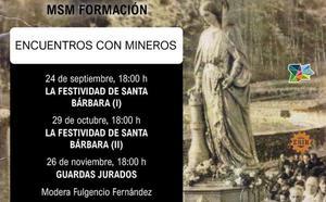 El MSM inicia su ciclo de 'Encuentros con mineros'