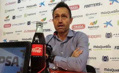 Aira: «En Logroño sufrimos exceso de confianza; espero que aprendamos de ello»