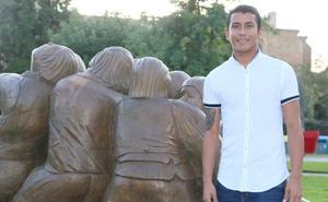 Roberto Fernández: «Cuando vi el partido ante el Castilla me decidí por la Cultural. Me encantaron»