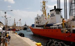 Alemania, Francia, Italia y Malta acuerdan la distribución de los inmigrantes salvados en el Mediterráneo central
