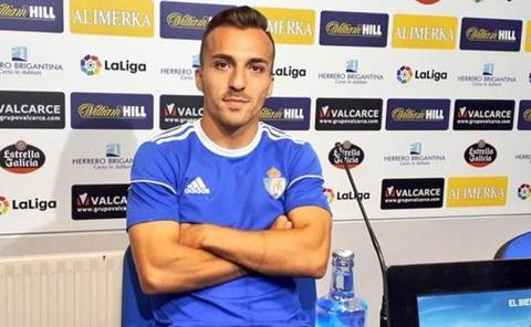 Bolo buscará alternativas en el lateral izquierdo tras la lesión de Luis Valcarce