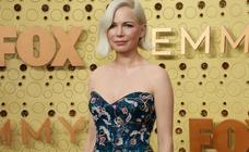 Las estrellas, en la alfombra roja de los Emmy
