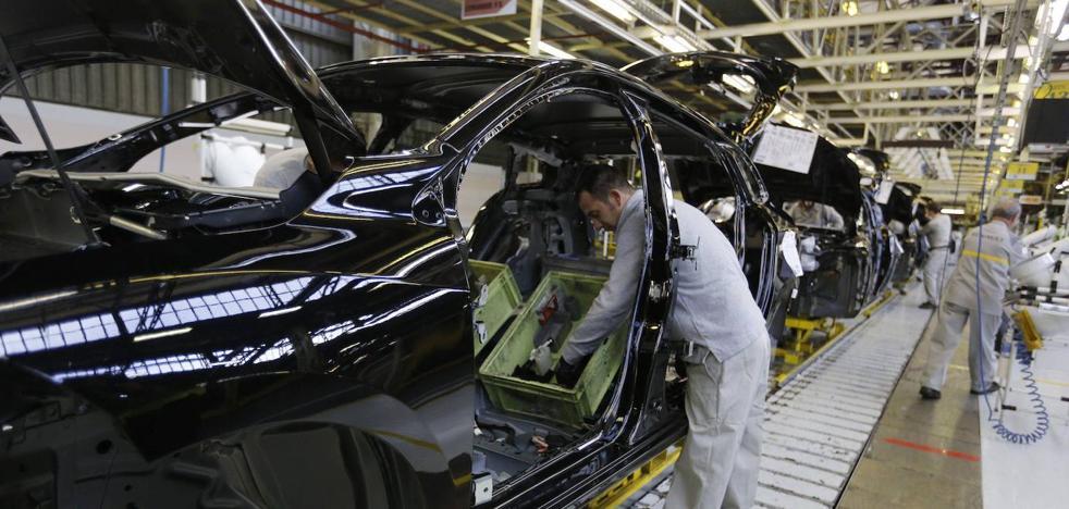 Las exportaciones en Castilla y León sufren el peor año desde 2015 por la caída del automóvil