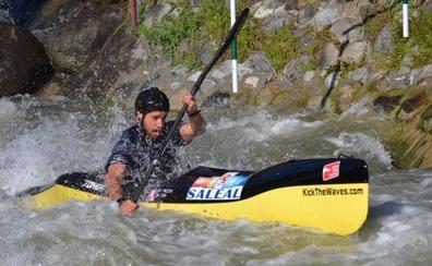 Doble reto para Guillermo Fidalgo en el Mundial