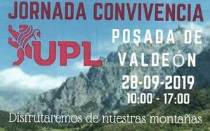 UPL organiza una jornada de convivencia en Posada de Valdeón
