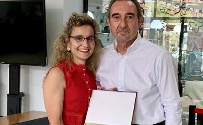El CN León, reconocido en el 75 aniversario de la Federación de Castilla y León