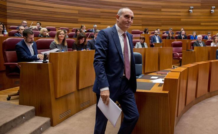 Pleno monográfico del Procurador del Común en las Cortes