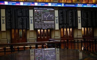 El Ibex-35 recupera los 9.100 puntos pese a la presión bajista de los valores cíclicos