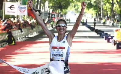 Nuria Lugueros buscará plaza en Tokio 2020 en la maratón