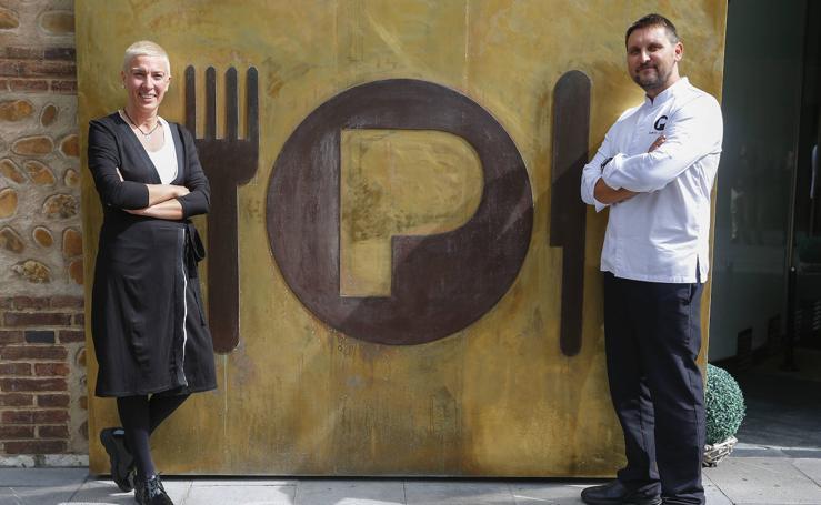 Juanjoy y Yolanda estrenan nueva temporada en el Restaurante Pablo