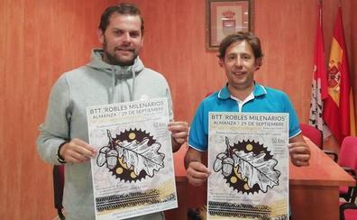 Almanza presenta su esperada 'II BTT Robles Milenarios'