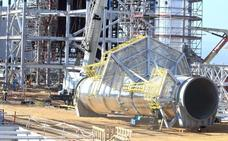 La central de Cubillos será la más potente de la comunidad con 450 empleos y energía equivalente al consumo de 93.000 hogares