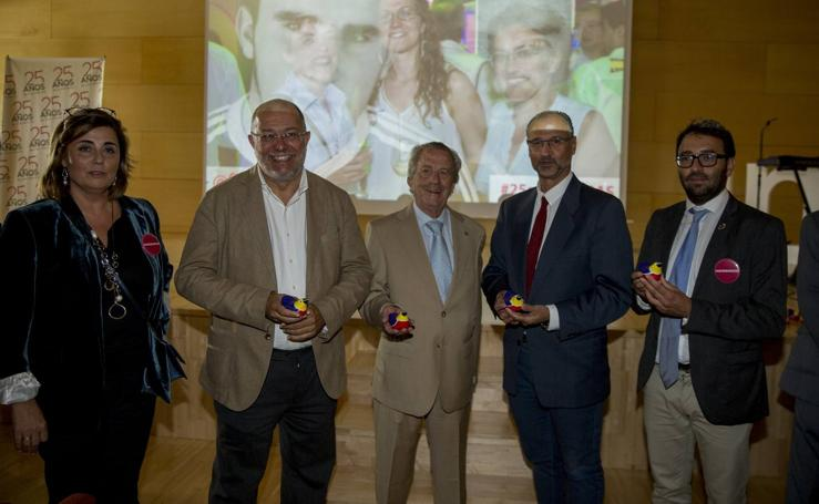 La Fundación Intras celebra su 25 aniversario