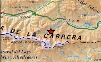 La provincia de León registra 21 terremotos durante el siglo XXI y Molinaseca el de mayor intensidad