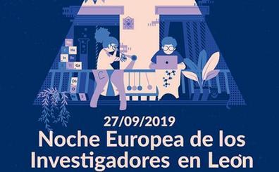 León participa por primera vez en la Noche Europea de los Investigadores