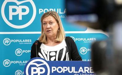 Del Olmo insiste en que Valladolid sea nombrada capital de la comunidad y no esperar «40 años»