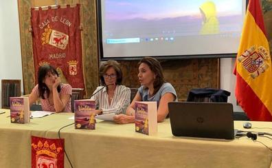 Felicitas Rebaque presenta su última novela en la Casa de León en Madrid