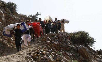 Afganistán vota bajo la sombra del fraude