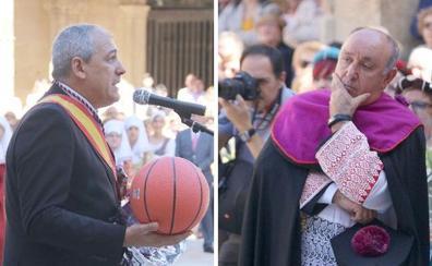 El día que el «seso» se coló en la Catedral y el baloncesto solucionó el foro u oferta
