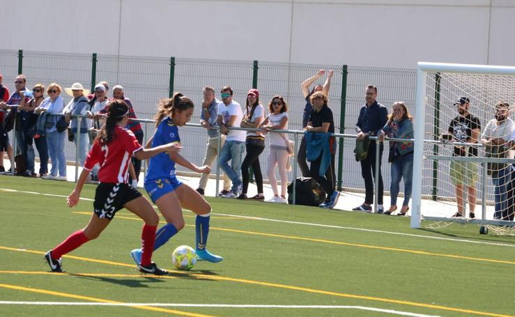 El Olímpico vence (2-1) al San Pío X