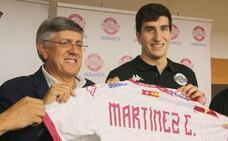 Martínez Camí llega a la «gran oportunidad» de su carrera y debutará ya el miércoles