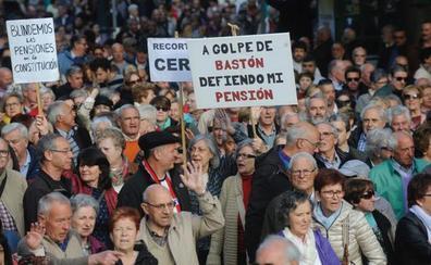 Más de 20.000 pensiones de Valladolid, una de cada seis, están bajo el umbral de la pobreza