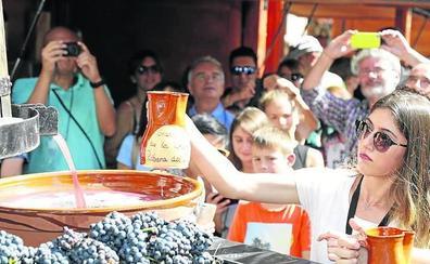Aranda y Rueda aspiran a convertirse en Ciudad Europea del Vino 2020