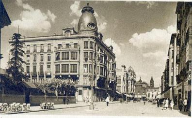 El historiador Caballero Chica ofrece una conferencia sobre el origen del ensanche de la ciudad de León