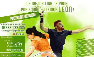 La Liga Lapi amplía sus plazos de inscripción hasta el 8 de octubre