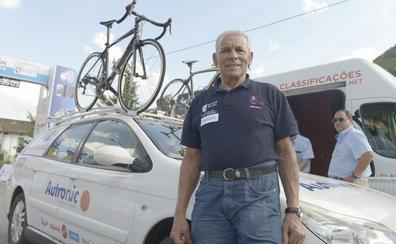 Adiós a 'Joaco', alma del ciclismo