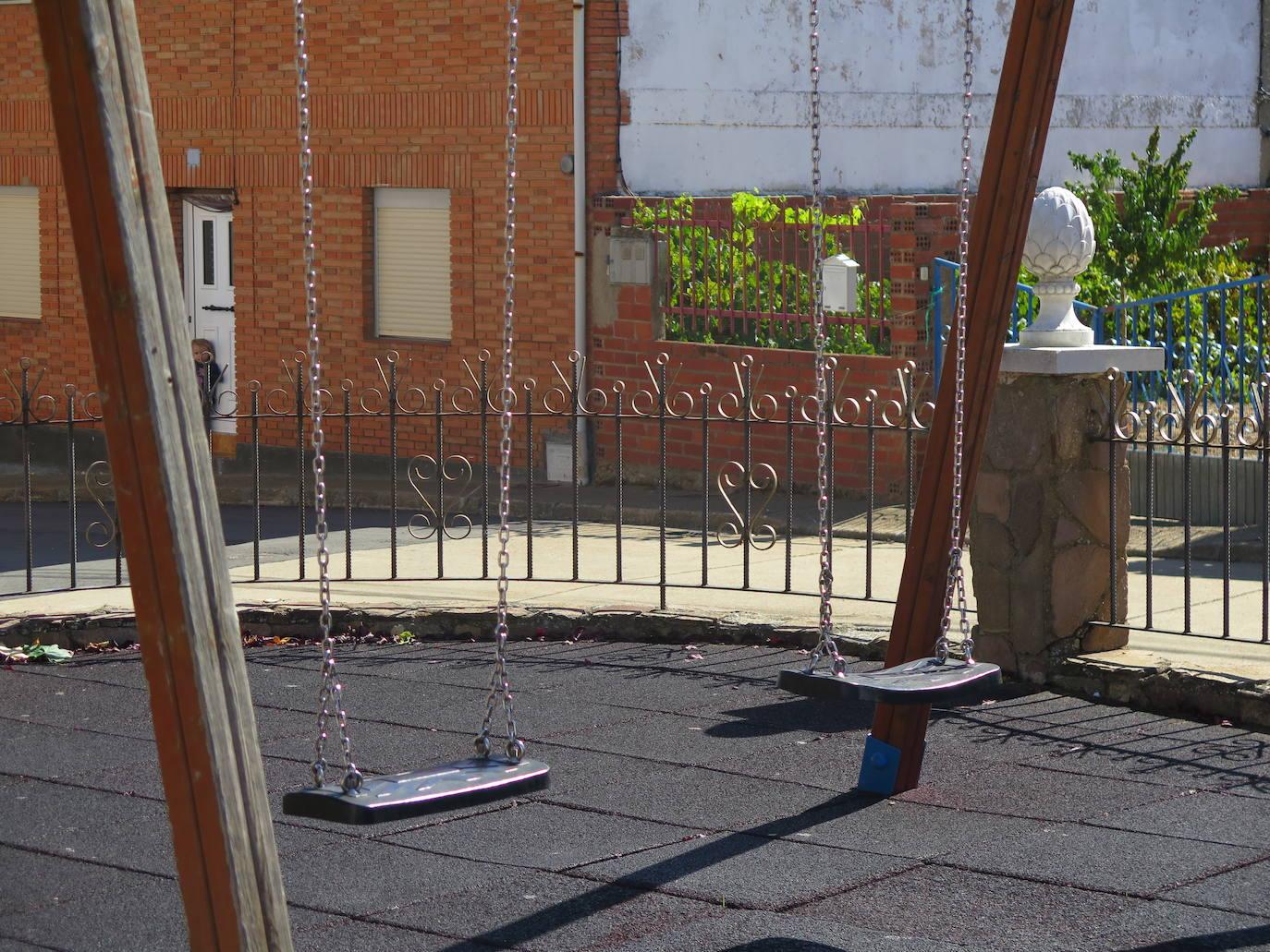 El Colegio de Palacios de Fontecha cierra por no tener alumnos
