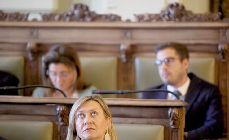 Pleno en Valladolid
