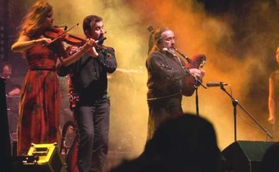 El Auditorio Ciudad de León acoge este jueves el sonido del folk gallego de Luar Na Lubre