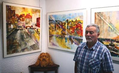 La Galería de Arte «Santos» reabre sus puertas con una exposición de propio artista