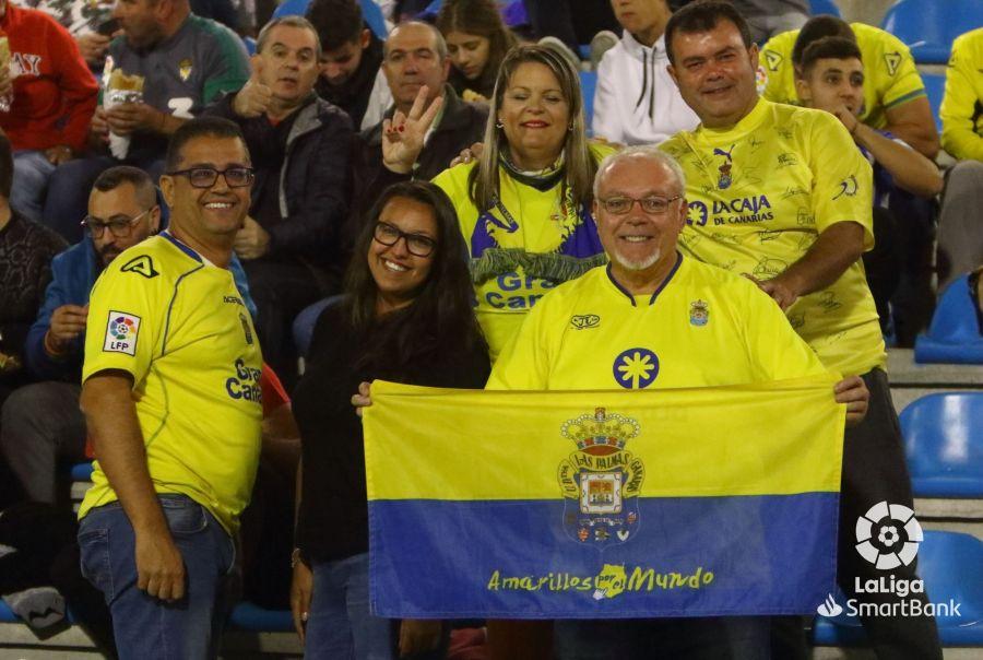 Las imágenes del Deportiva-Las Palmas