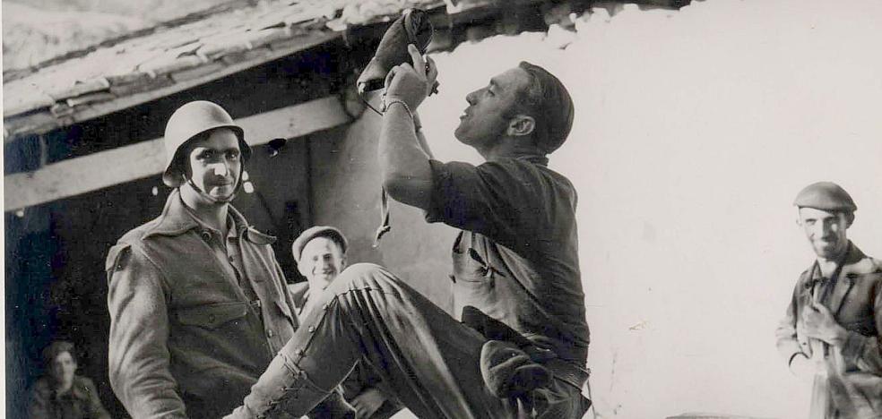 Las fotos inéditas de la Guerra Civil