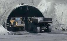 El pozo de la compañía minera Astur Leonesa volverá a manos de CMC tras quedar desierta la subasta pública de la empresa