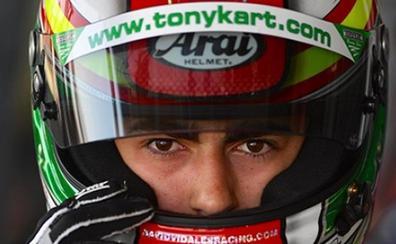 David Vidales da el salto a la fórmula con el Campos Racing