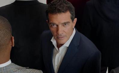 Antonio Banderas, imagen de El Corte Inglés por tercera vez