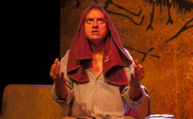 El actor Nancho Novo lleva el monólogo de humor 'El Cavernícola' al Auditorio de León