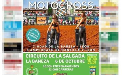 El Movimiento Feminista de León presenta una denuncia en el Instituto de la Mujer por el cartel de motocross de La Bañeza