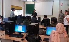 El máster de Geoinformática del Campus inicia este nuevo curso con alumnos internacionales
